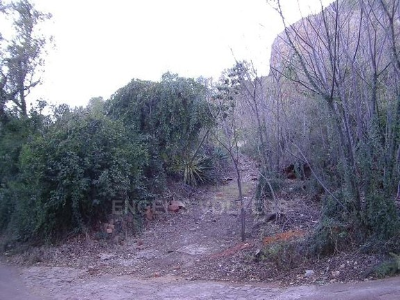 Land in Kosmos Village - View from access path