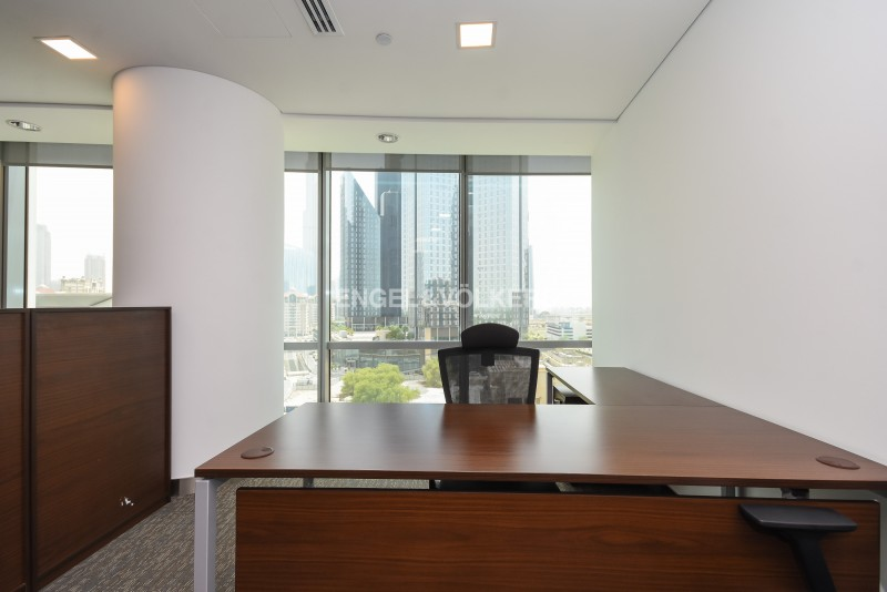 Office in Emirates Financial South