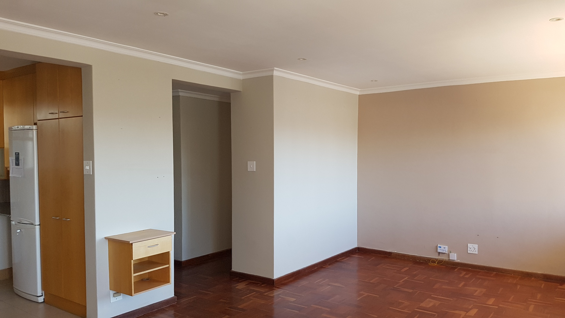 Apartment in Sea Point - Lounge/kitchen area
