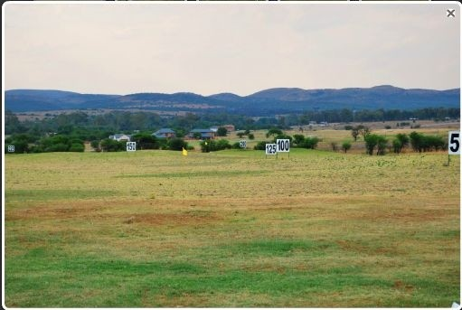 Land in Parys Golf & Country Estate - P20