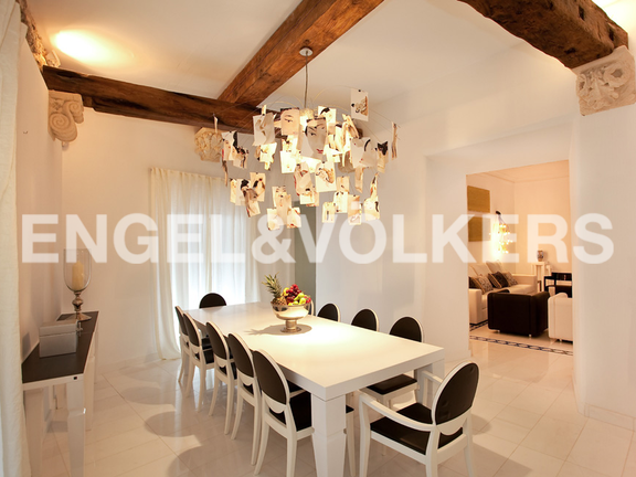 House in Ibiza - Dining room