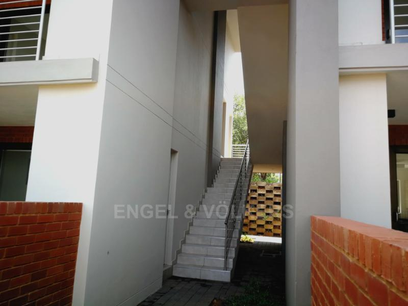 Apartment in Ifafi - Entrance to Ground Floor