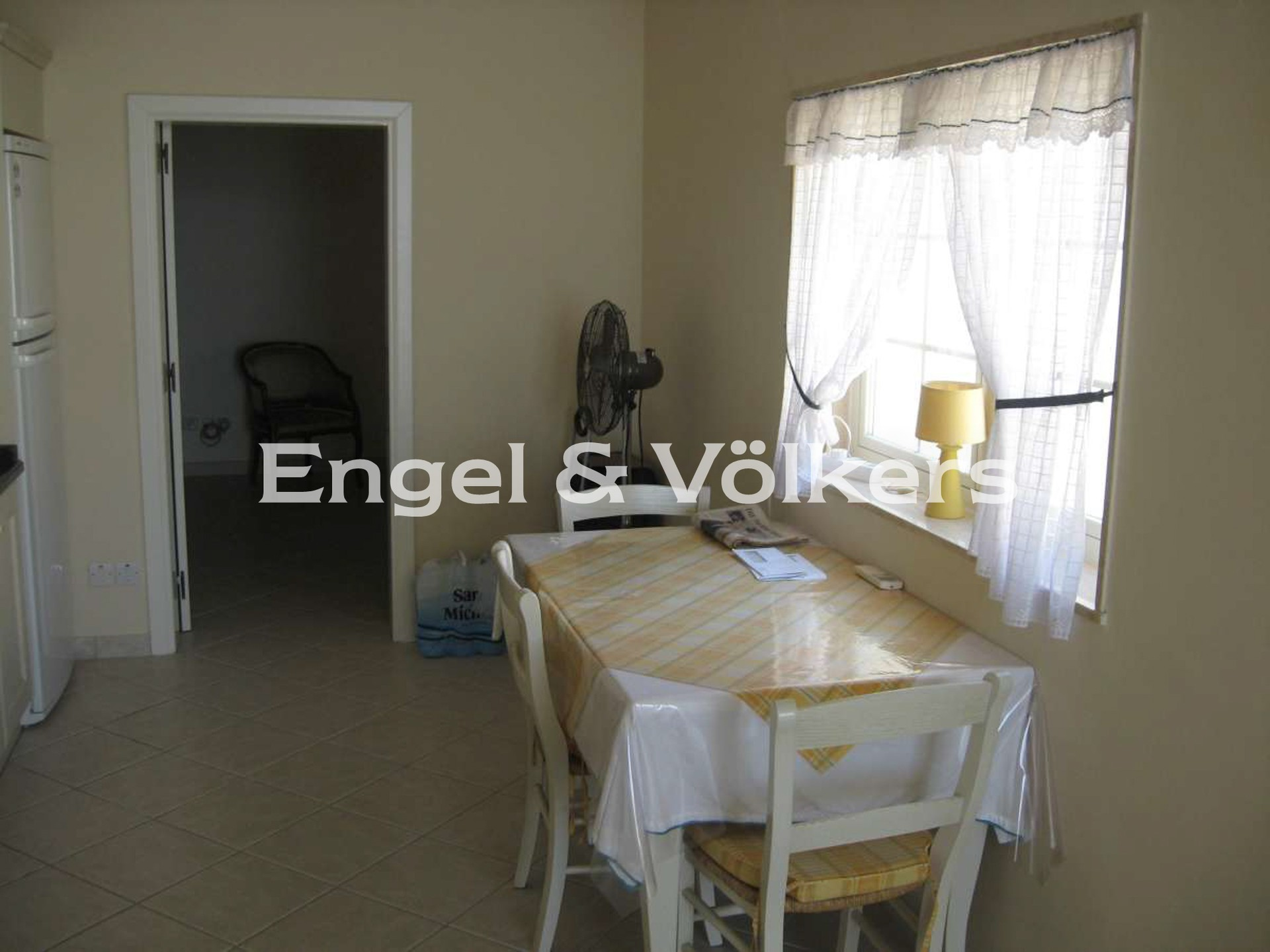 Apartment in Sliema - Penthouse, Sliema, Kitchen /Dining/Living