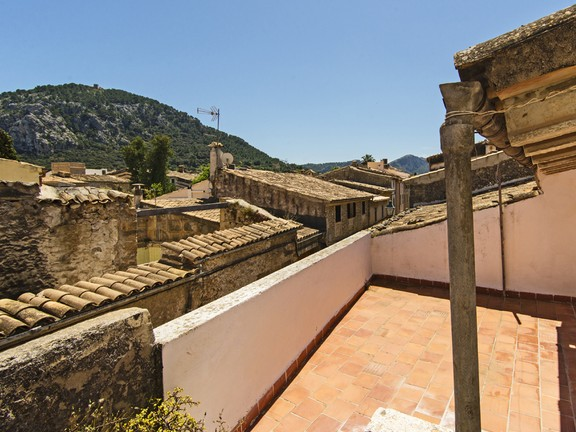House in Pollensa - Terrace and views