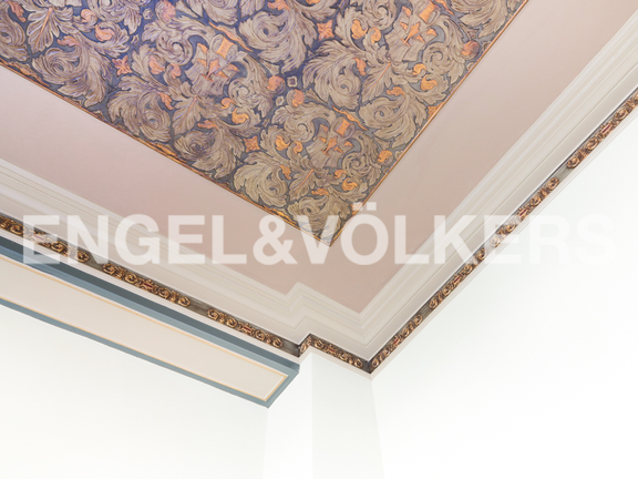 House in Requena - Ceiling details