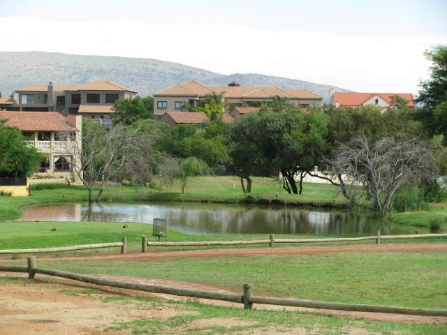 Land in Magalies River Club and Golf Estate - Golf Course