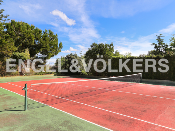House in Picassent - Tennis court