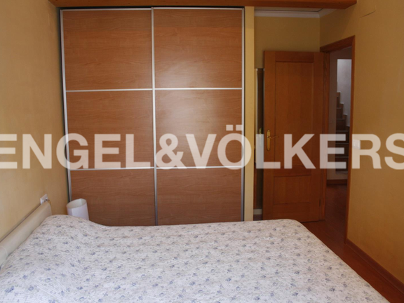 House in Dénia Centro Urbano - Beautiful townhouse in the heart of Denia. Bedroom