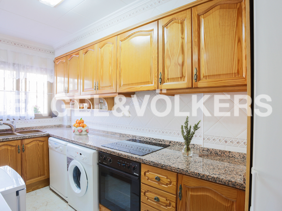 House in Cullera - Equipped kitchen