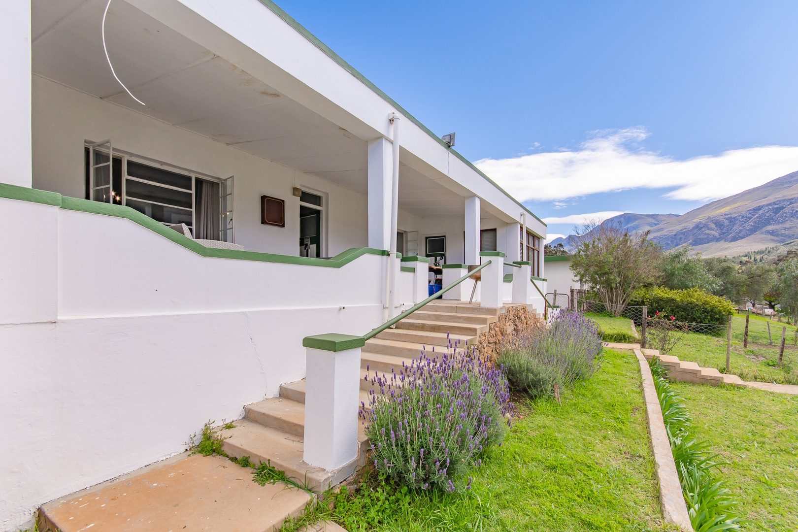 Land in Swellendam - Manager's House