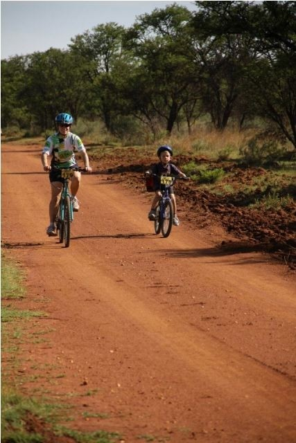 Land in Lekwena Wildlife Estate - Mountain Biking