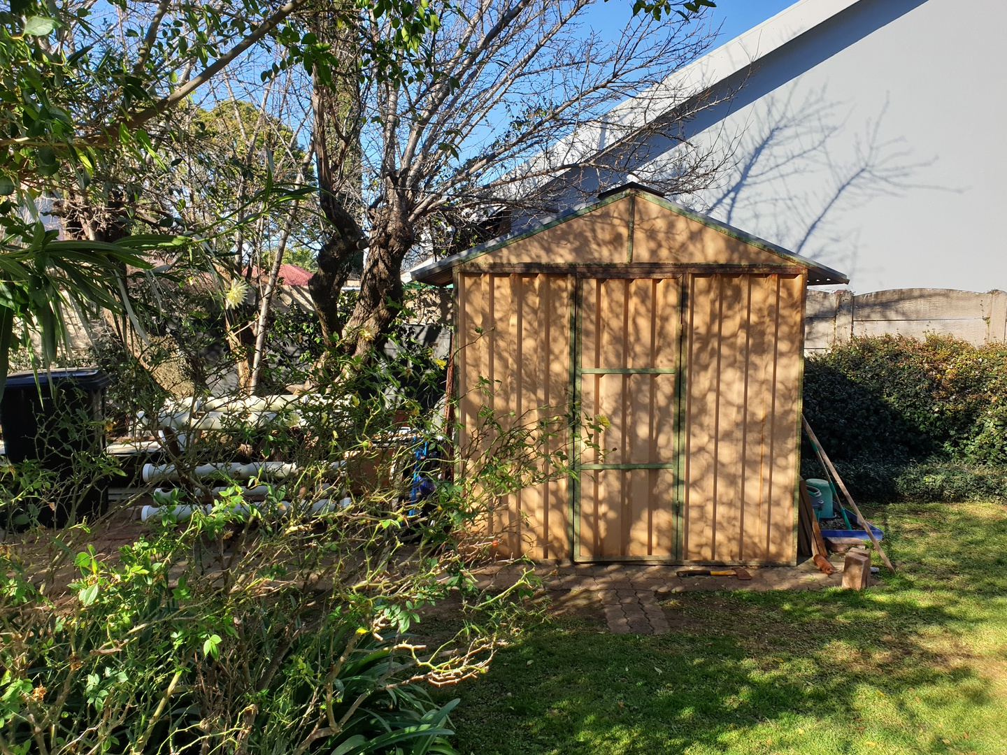 House in Bailliepark - Wendy house