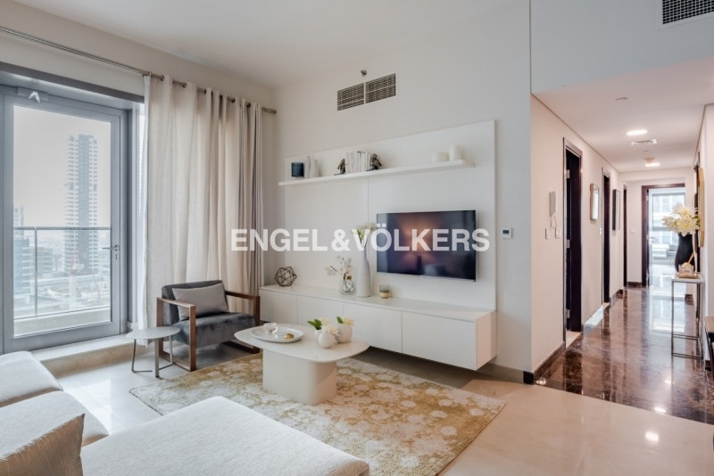 Apartment in Sparkle Tower 2