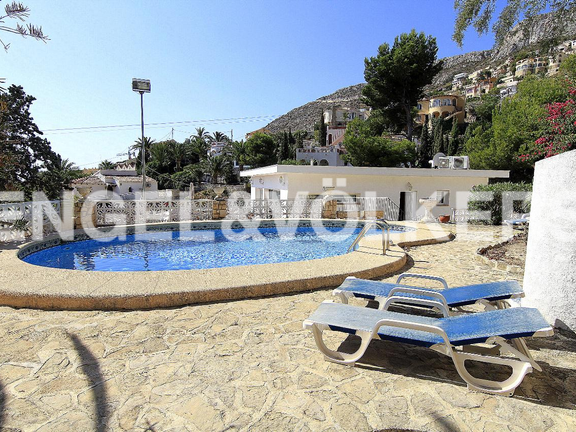 House in Calpe - House in Calpe, terrace