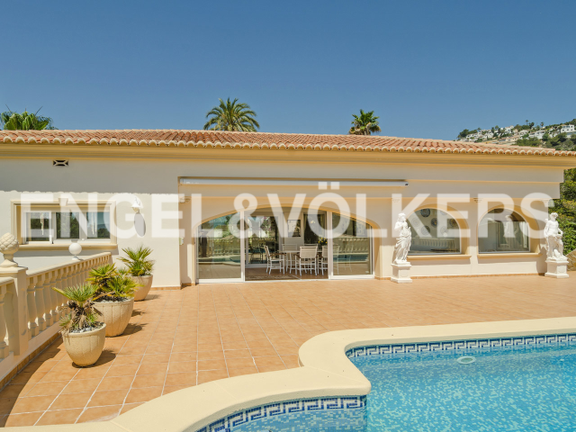 House in Moraira - Luxury Villa in Moraira, Villa