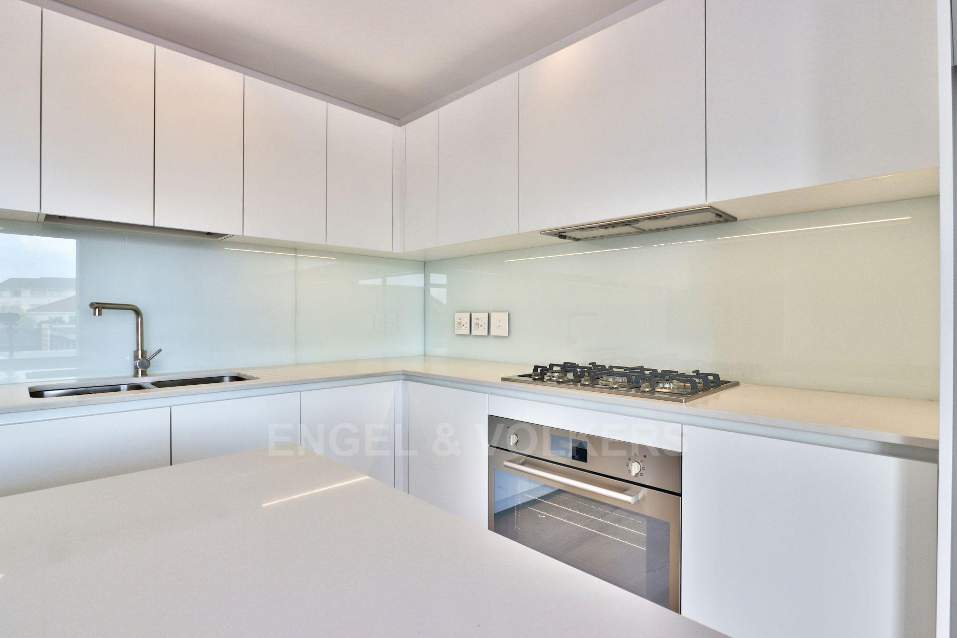 Apartment in Green Point - Kitchen counter tops