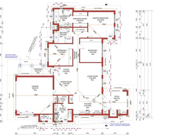 House in Lifestyle Estate - Huis plpan.png