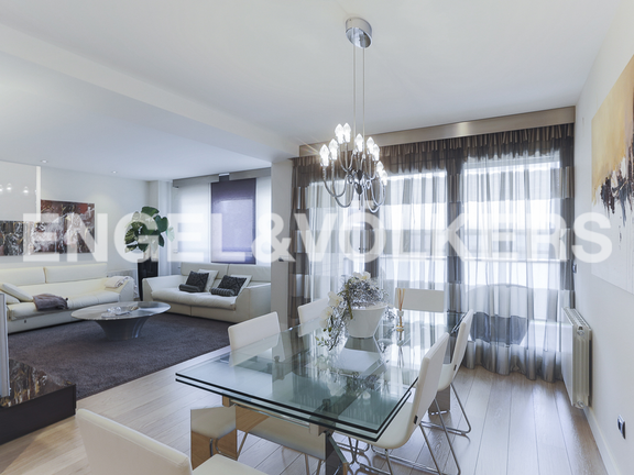 Condominium in Sant Pau - Living room