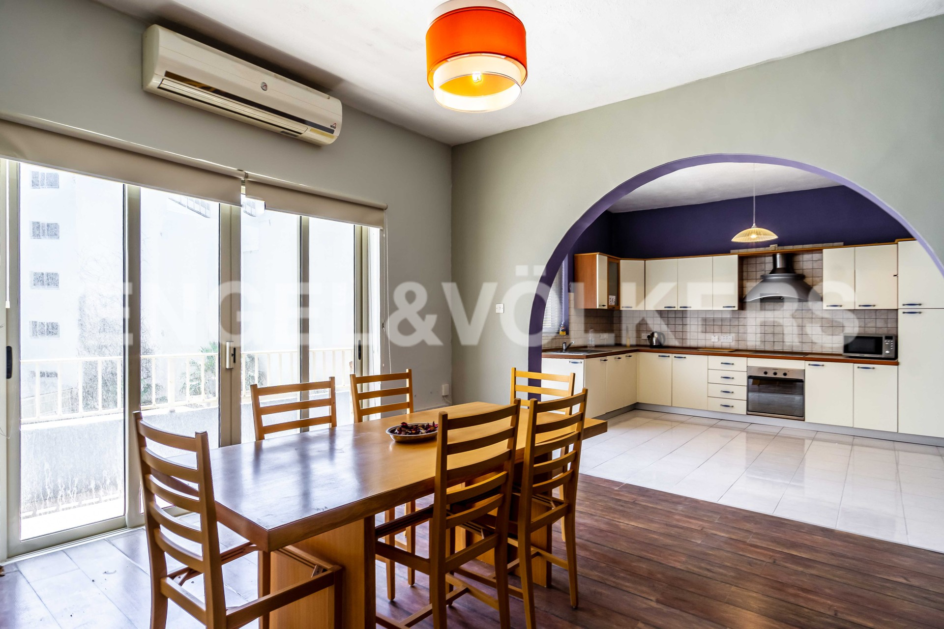 Apartment in Sliema - Kitchen / Dining Area