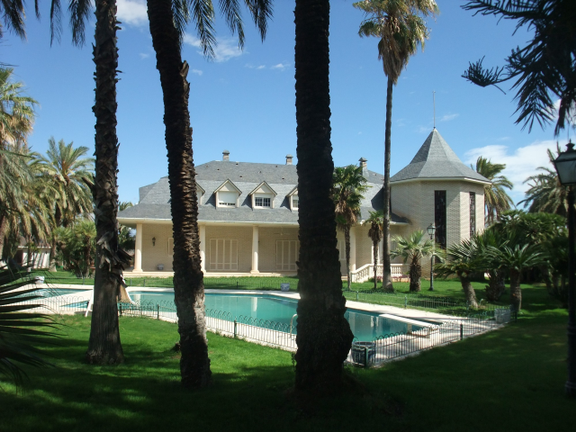 House in L'Eliana - Garden and swimming pool