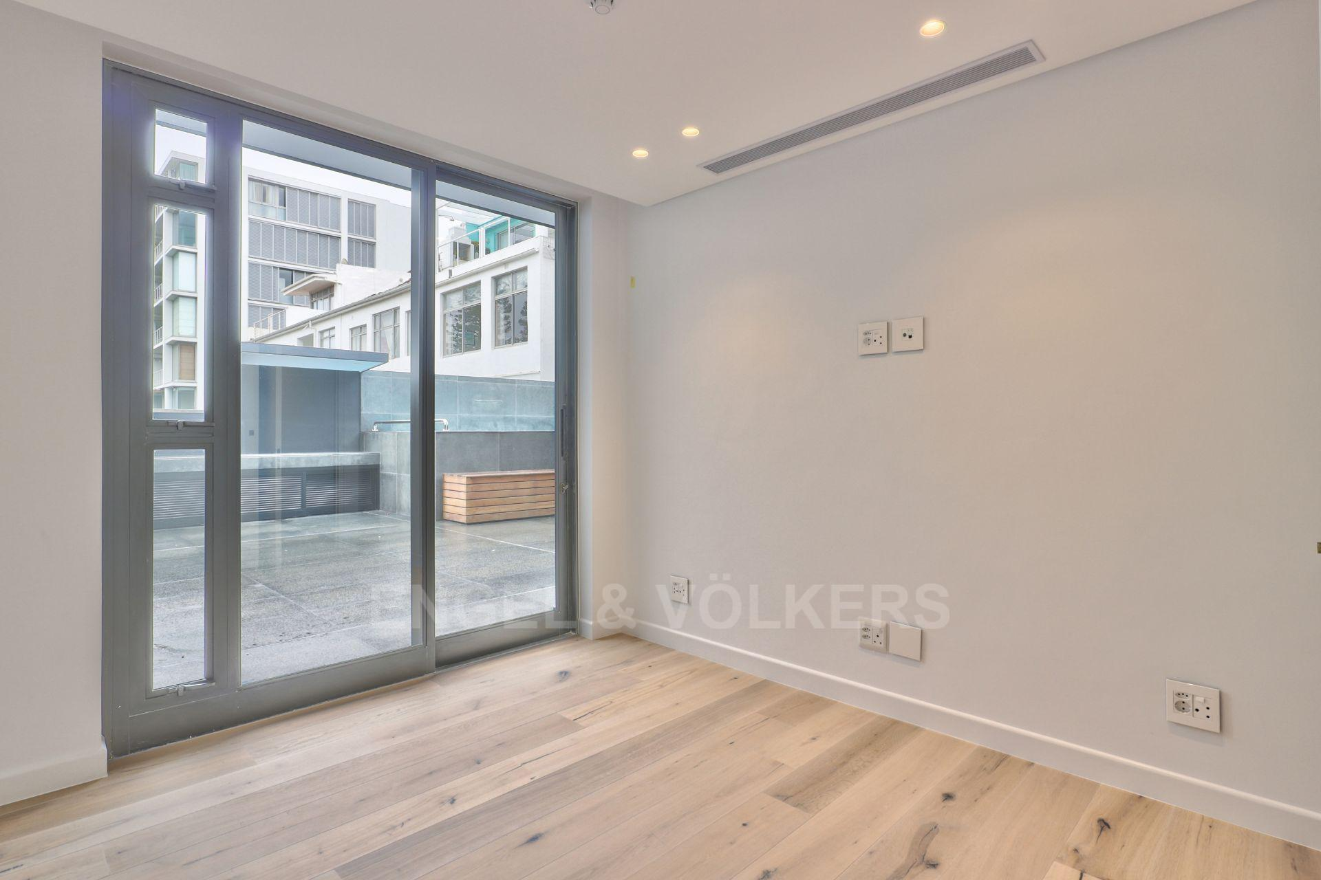 Apartment in Green Point - 2nd Bedroom