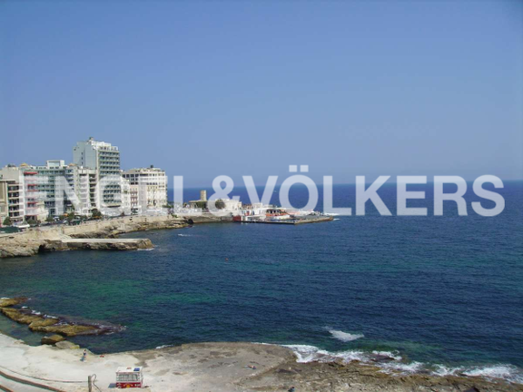 Condominium in Sliema - Apartment, Sliema, Sea View