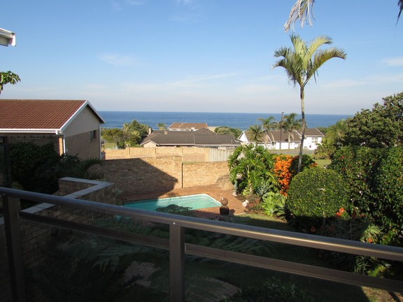 Apartment in Uvongo - View from Balcony.JPG