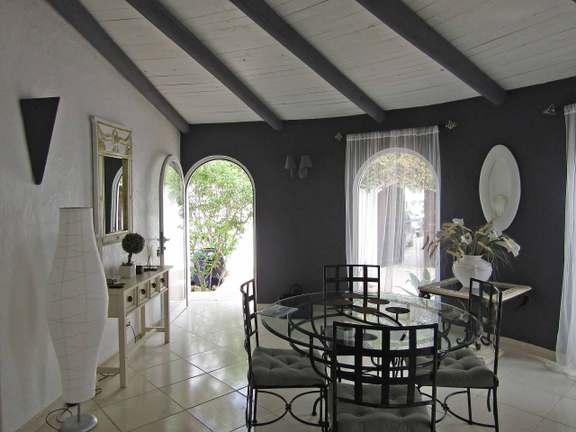House in Sta. Eulalia - Dining area