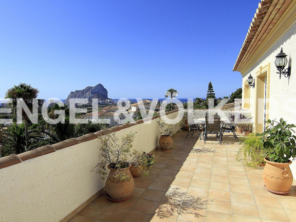 House in Calpe - Luxury Property in Calpe, views