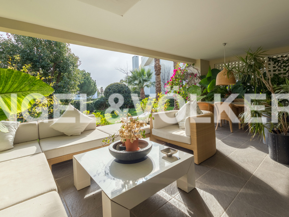 Garden Apartment for sale in Imara Marbella