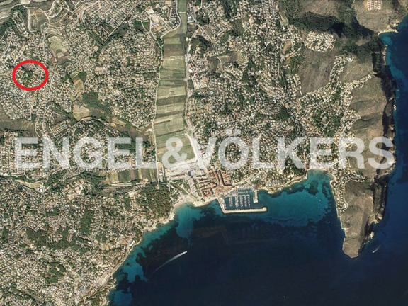 Land in Moraira - 2.709 m² Plot in Benimeit - Moraira