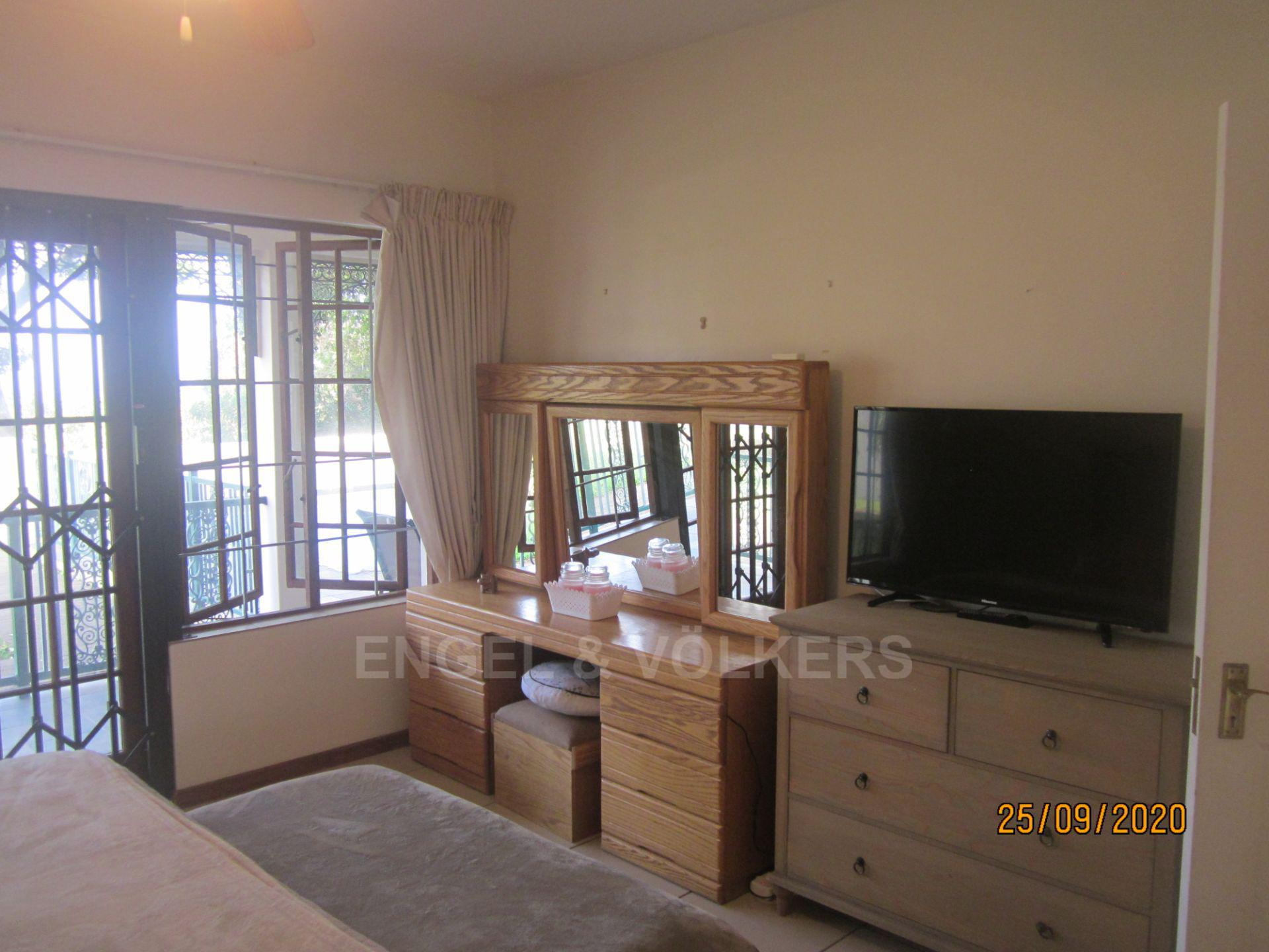 Apartment in Shelly Beach - Master Bedroom .