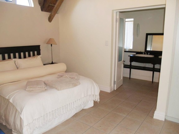 Condominium in Village - Bedroom With En Suite