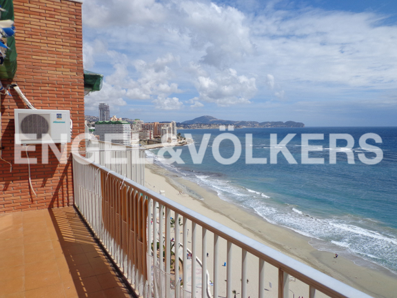 Condominium in Calpe - Penthouse in Calpe, Views