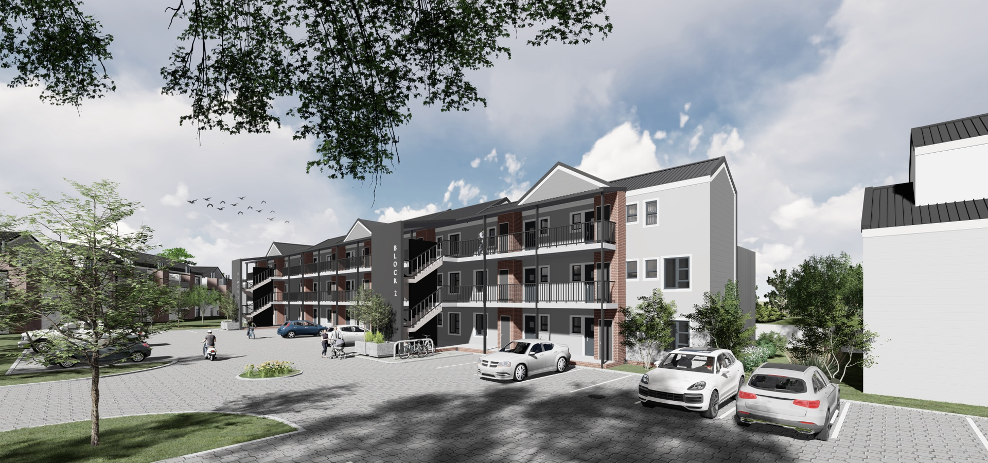 Apartment in Pinelands - South Elevations.jpg