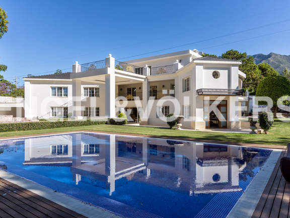 House in Golden Mile - Villa for sale in La Carolina Marbellla Golden Mile