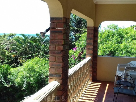 House in Shelly Beach - Patio from Bedrooms.jpg