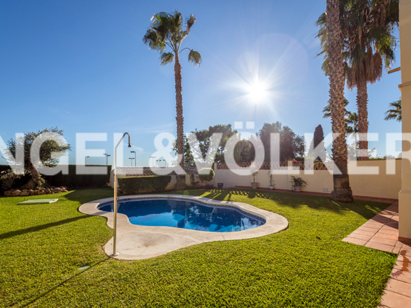 House in Marbella City - Garden & Swimming Pool