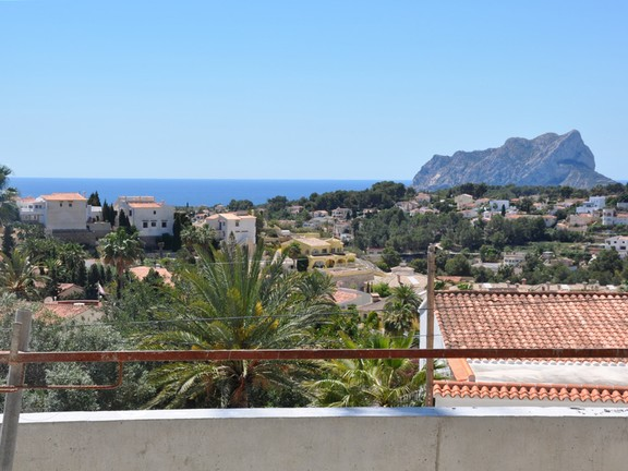 House in Benissa - New Build Property with Sea Views in Montemar - Benissa Costa, Views