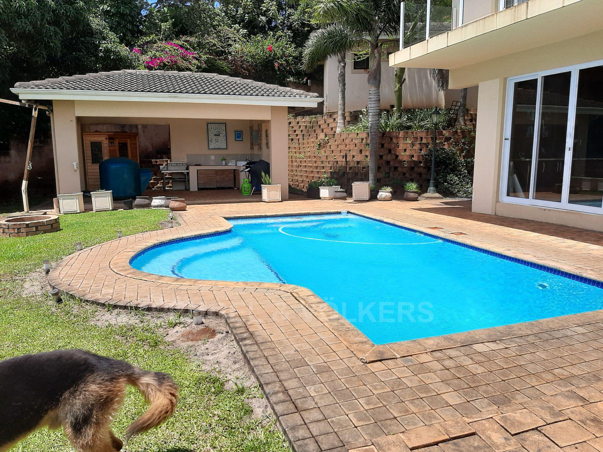 House in Southbroom - Pool and Lapa