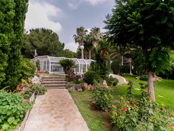 House in L'Eliana - Garden and pool access