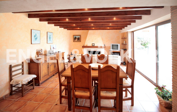 House in Calpe - Dining area