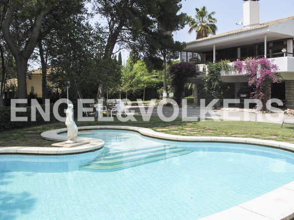 House in Torrent - Swimming pool