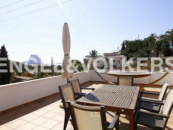 House in Calpe - House in Calpe, views