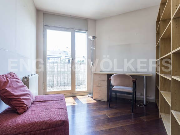 Condominium in Eixample Dreta - Single bedroom
