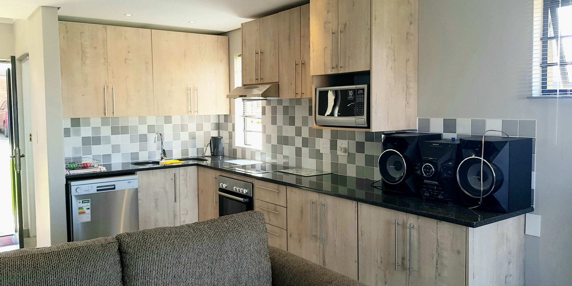 House in Gonubie - Fitted Kitchen