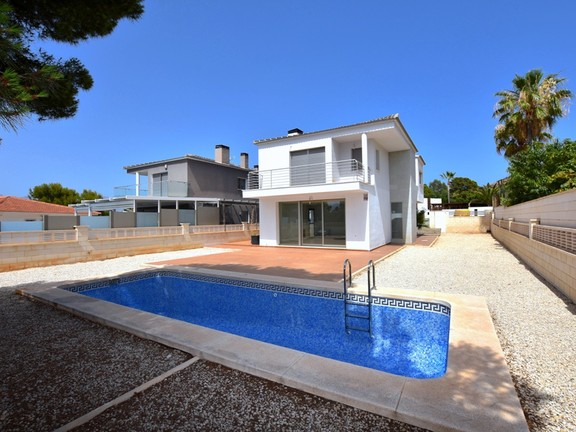 House in El Albir