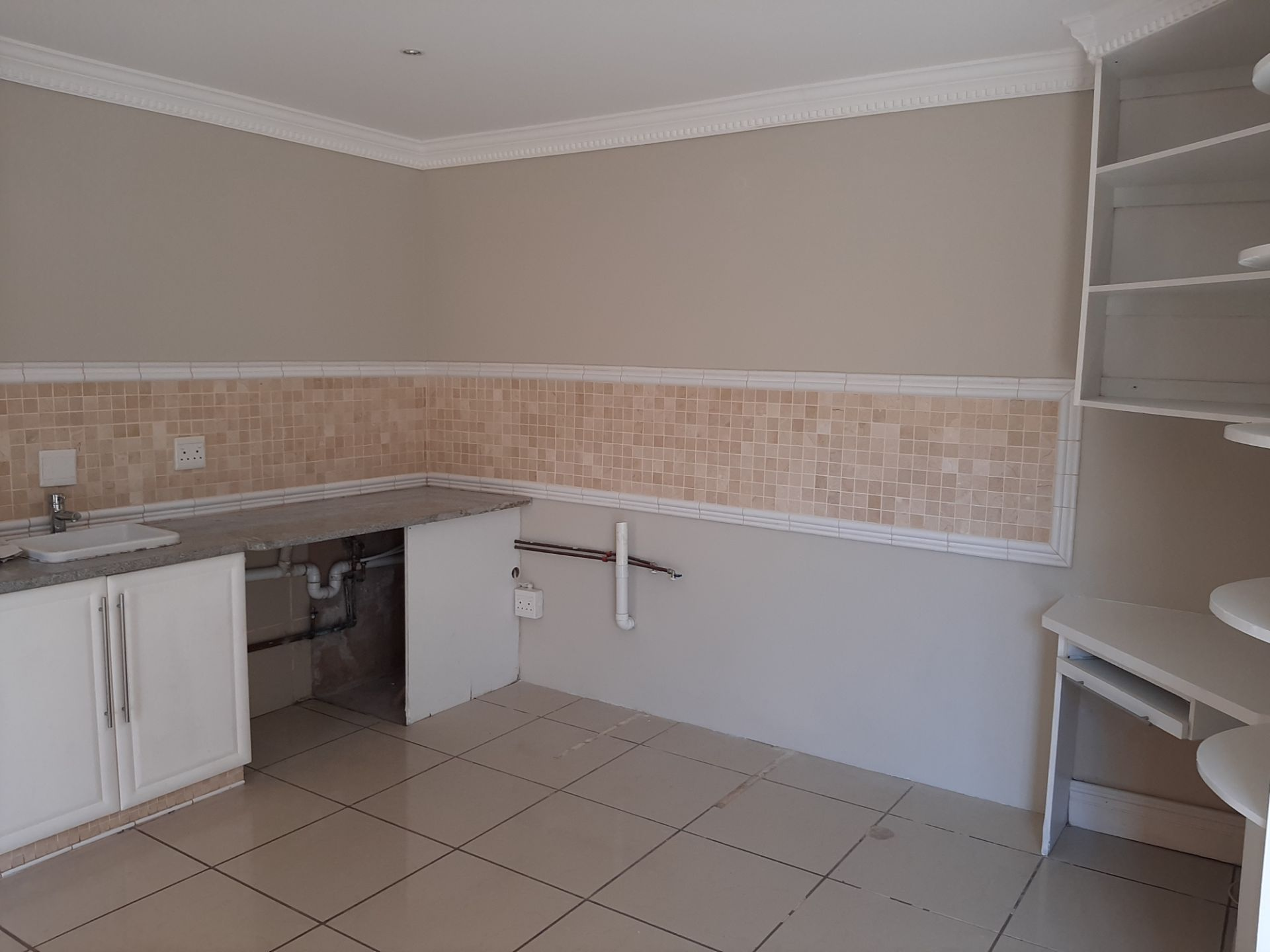 Apartment in Southbroom - Flat kitchen