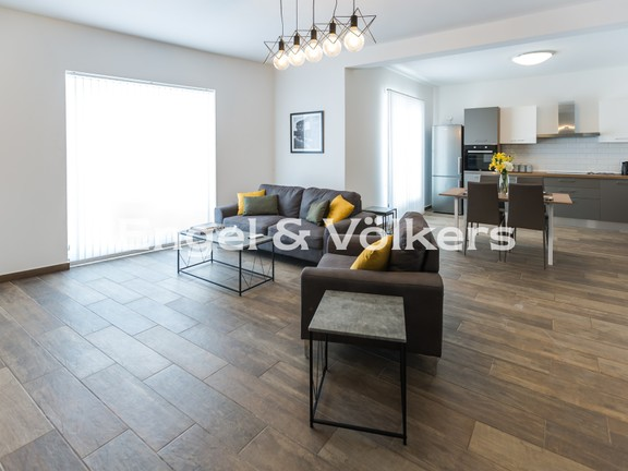 Apartment, Zebbiegh, Kitchen/Dining/Living