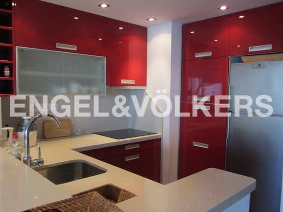 Condominium in Ibiza - Kitchen